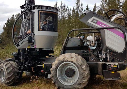 Servicio Tecnico Forest Pioneer 2