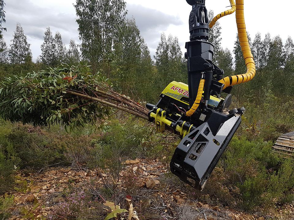 Cabezal Talador Acumulador de sierra Afm 220 FH
